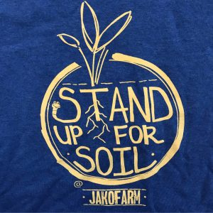 Stand up for Soil